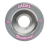 Radar Diamond Metal Hub Wheels