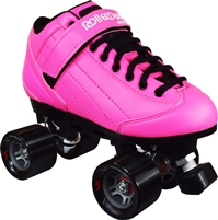 RollerDerby Elite Stomp Factor 5 Pink