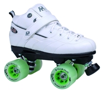 Sure Grip Rock GT50 White Poison Roller Skate