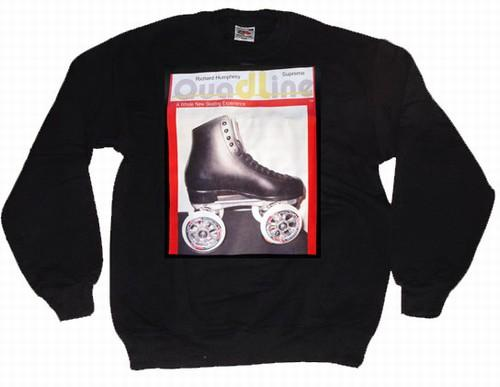 Richard Humphrey The New QuadLine® Skate Sweat Shirt black