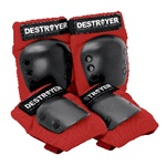 Destroyer Grom Pad Set - Red