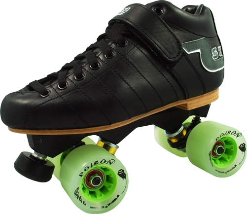 Sure Grip S75 Avenger Poison Speed Skate size 7 DEAL