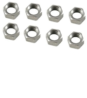 Snyder Skate Plate Parts Axle Nuts