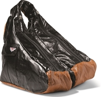 Premium Leather Saddle Bags
