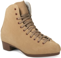 Sure-Grip Suede Roller Skate Boots