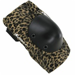 Smith Scabs Pads - ELITE LEOPARD ELBOW PADS