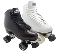 Sure-Grip 73 Classic Roller Skates Black or White