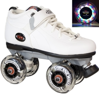 Boxer Streamline Light Up Rollerskates