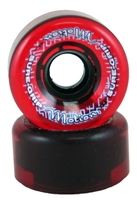 Sure-Grip Motion roller skate wheels 62mm