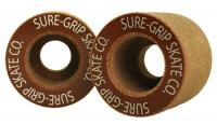 Sure-Grip original Phenolic 608 roller skate wheels 41mm