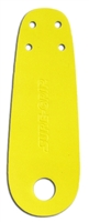 Sure-Grip Roller Skate Toe Guards - Yellow