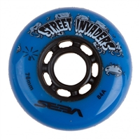 Seba Street Invader Wheels Blue