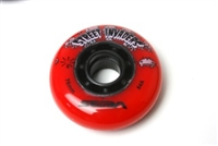 Seba Street Invader Wheels Red