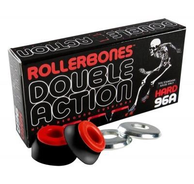 Rollerbones Double Action Cushions - Hard 96A