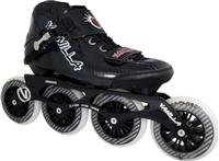 Vanilla Carbon Speed Skates Black