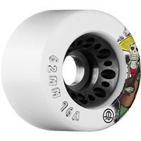 Rollerbones Roller Derby Wheels Day of the Dead 62mm x 96A