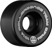 Powell skate wheels Roller Bones Team Roller Skate Wheels 57mm 101a