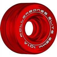 Rollerbones Elite Wheels Red
