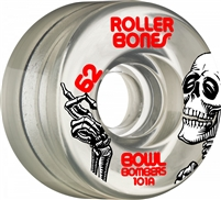 Rollerbones Bowl Bomber Wheels Clear