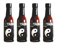 Yin Yang Hot Sauce (4-Pack)