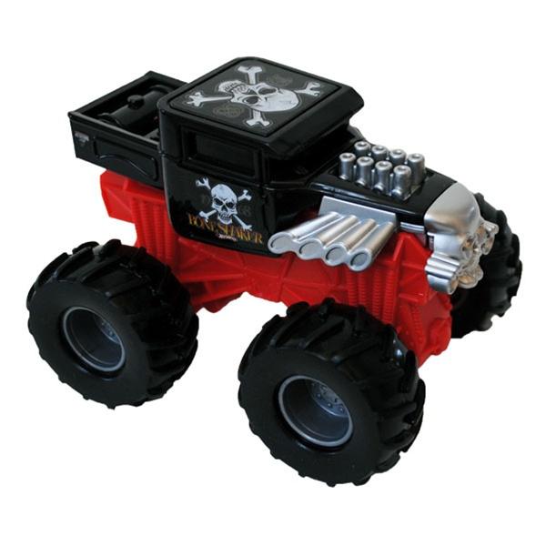 1 43 Hot Wheel Boneshaker Rev Tredz Truck