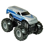 1:43 Hot Wheels Airforce Afterburner Rev Tredz Truck
