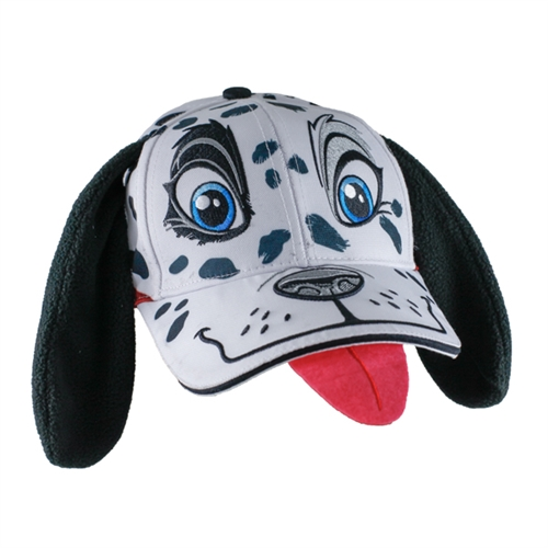 Monster Mutt Dalmatian Floppy Ear Hat
