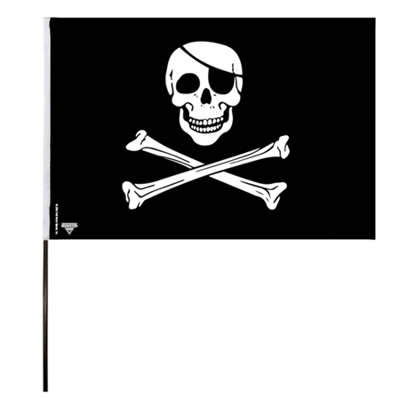 Grave Digger Flag (14x22 in)