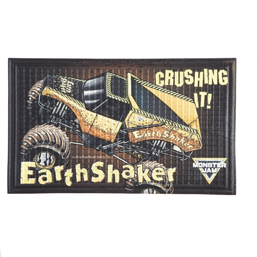 Earth Shaker Door Mat