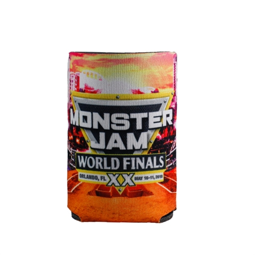 Monster Jam World Finals 2019 Sunset Can Cooler
