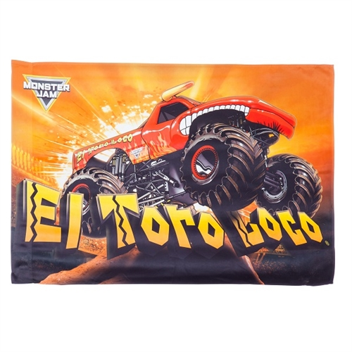 El Toro Loco Estate Flag