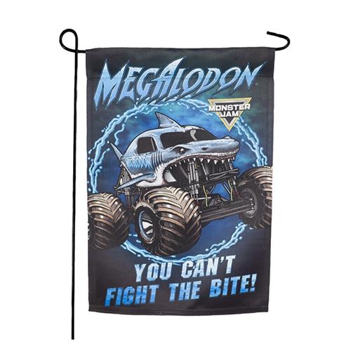 d025e06f25 Megalodon Garden Flag