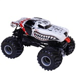 1:24 Hot Wheels Monster Mutt Dalmatian Truck