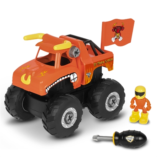 El Toro Loco Machine Maker