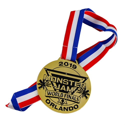 Monster Jam World Finals 2019 Medal