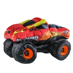 El Toro Loco Orange Soft Plush Truck