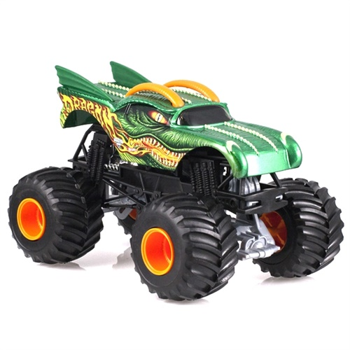 Monster Jam Monster Truck Hot Wheels