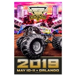 Monster Jam World Finals 2019 Poster