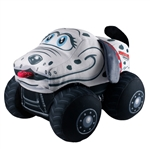 Monster Jam Truckin Pals Plush Monster Mutt Dalmatian