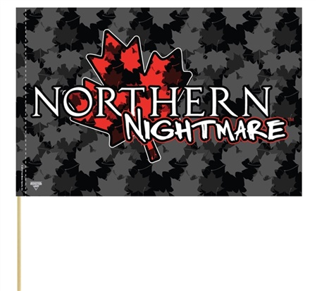 Northern Nightmare Flag
