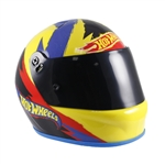 Team Hot Wheels Firestorm Mini Helmet Series 3