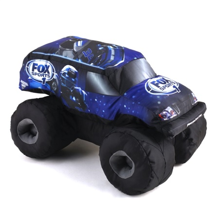Cleatus Plush Truck