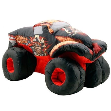 CAPTAIN'S CURSE Plush Truck