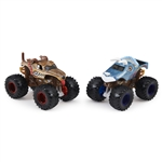 1:64 Monster Mutt and Jurassic Attack Duo
