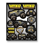 Max-D Decal Sheet