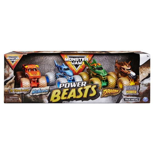 Power Beasts 3 Pack