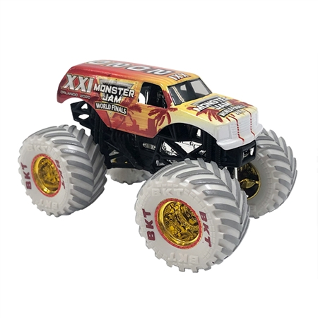 Limited Edition 1:64 Monster Jam WFXXI
