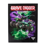Grave Digger Tombs Folder