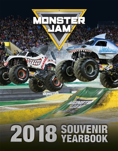 Monster Jam 2018 Yearbook