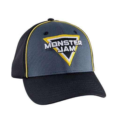 Monster Jam Piped Cap